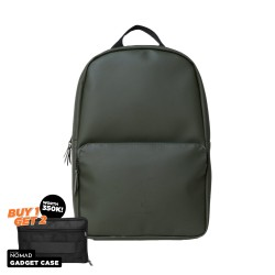 Rains Field Bag Backpack Green Original Ready