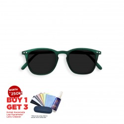Izipizi SUN - #E Green Crystal Grey Lenses
