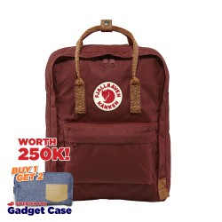 Fjallraven Kanken Classic Ox Red - Goose Eye