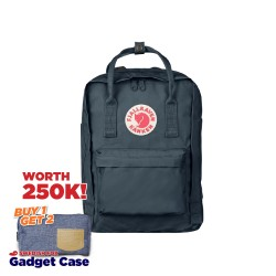 "Fjallraven Kanken Laptop 13"" - Graphite"