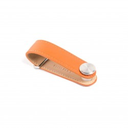 Press Play Revolve Leather Key Holder Sienna