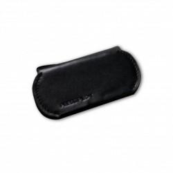 Press Play SnapKey Magnetic Leather Key holder Black