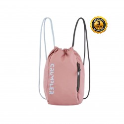 Tas Lipat Wanita Original Crumpler Squid Pocket Small Coffee Blush