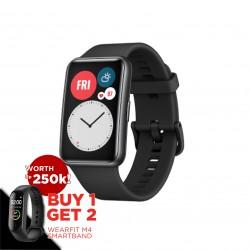 Huawei - Watch Fit Graphite Black