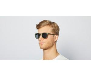 Izipizi SUN - #E Kaki Green Grey Lenses