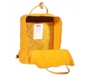 Fjallraven Kanken Classic - Warm Yellow