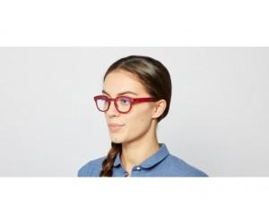 Kacamata anti radiasi sinar layar biru layar komputer Izipizi Screen C Red Original