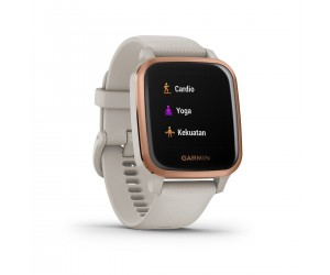 Garmin Venu SQ Music Edition Light Sand/Rose Gold