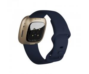 Fitbit Versa 3 Midnight/Soft Gold
