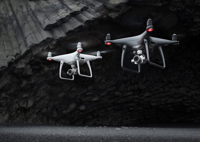 REVIEW: Inilah Perbandingan DJI Phantom 4 Pro Obsidian vs DJI Phantom 4 Pro