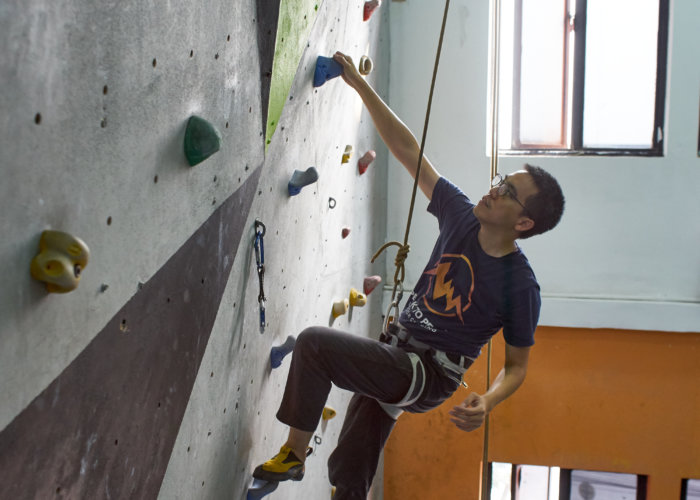 #FromTheExpert: Tips Panjat Rope Climbing (Indoor)