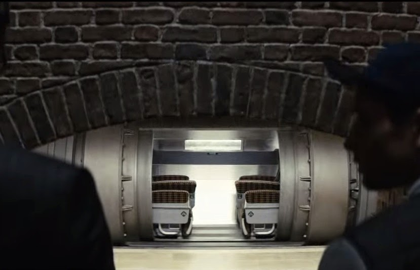 Teknologi Hyperloop di Kingsman: The Secret Service