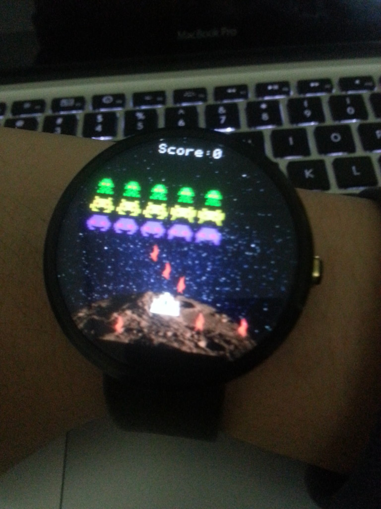 Aplikasi Smarwatch Gratis Invaders