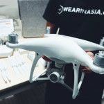 Indonesia: Unboxing DJI Phantom 4