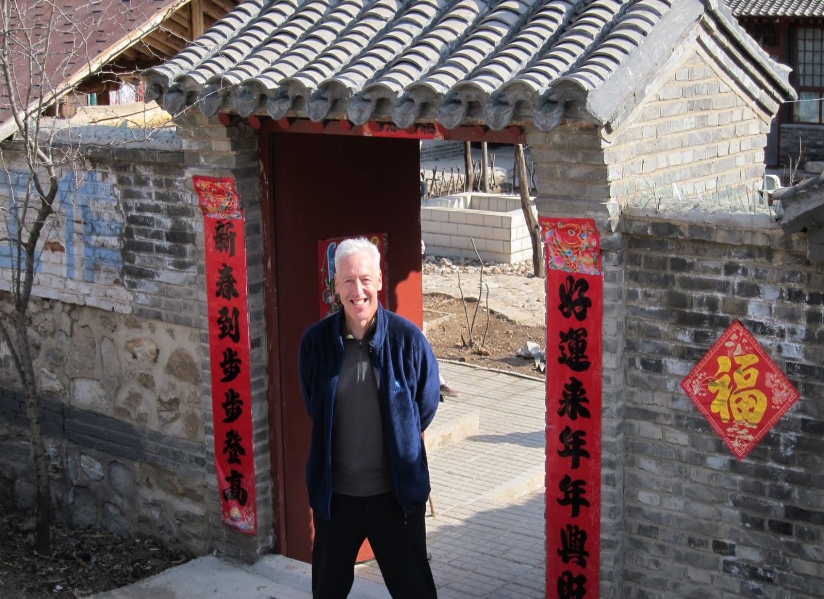 William Lindesay. Image by wildchina.com