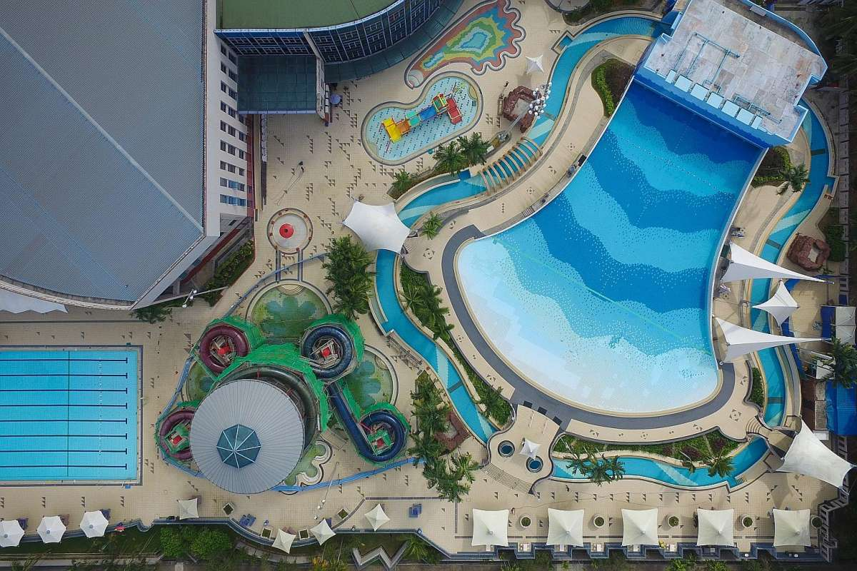 Jurong East Swimming Complex