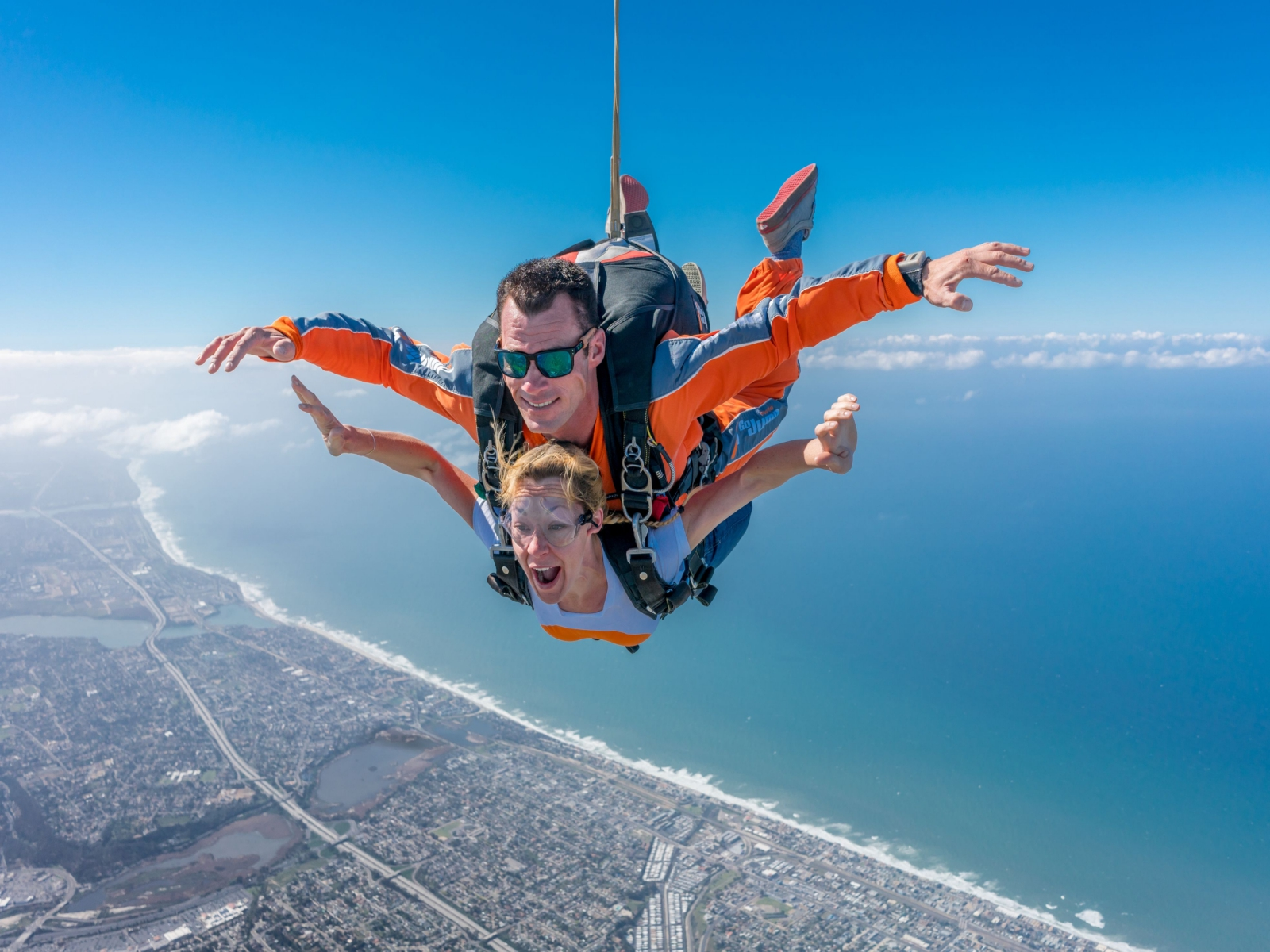 Skydiving Indonesia